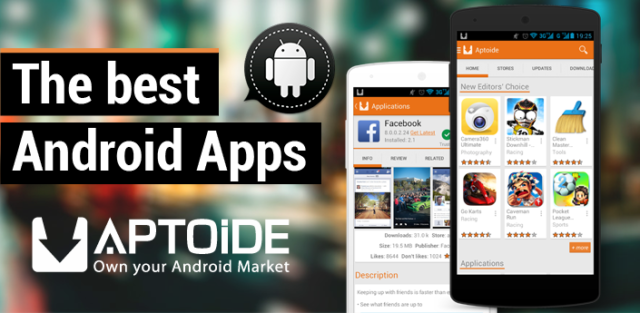 Aptoide apk 9.5.0.1 Download for Android