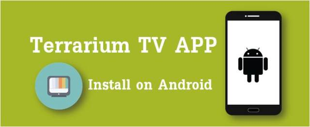 Download Best Terrarium TV APK 1.9.10 Best Alternative of Showbox APK