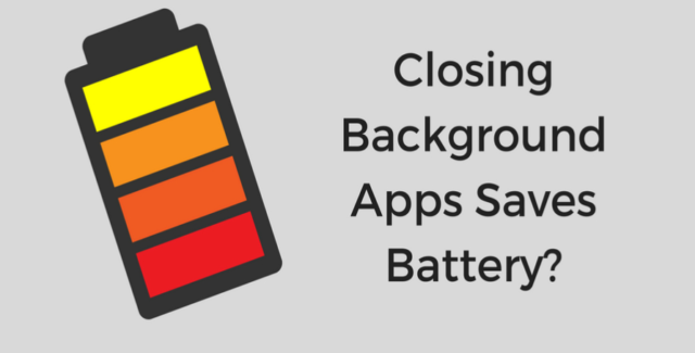 How to close background apps on android? tips