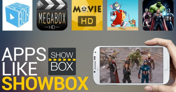 Showbox is not working: Time to move at other apps (Showbox