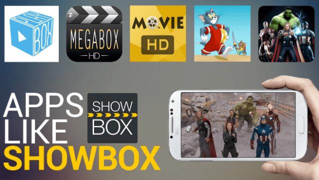 Showbox is not working: (Showbox apk alternatives)