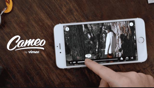 Cameo - Video Editor & Movie Maker iOS App (Download)