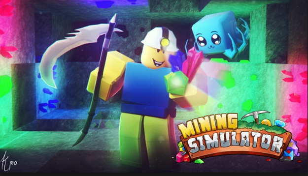 roblox codes for mining simulator