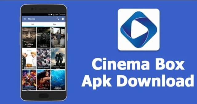 CinemaboxApk: Watch the latest movies and shows