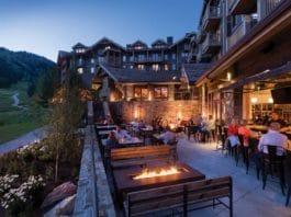 Restaurants at Jackson Hole Valley