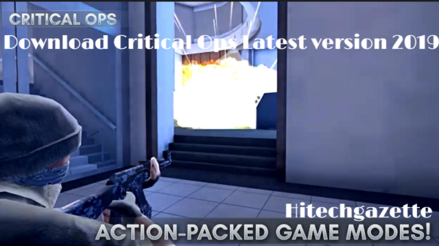 How to download and install the Critical Ops Apk latest version