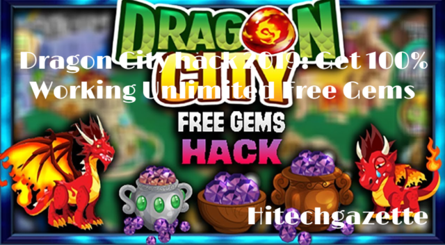 Dragon City Hack: How to hack Dragon City