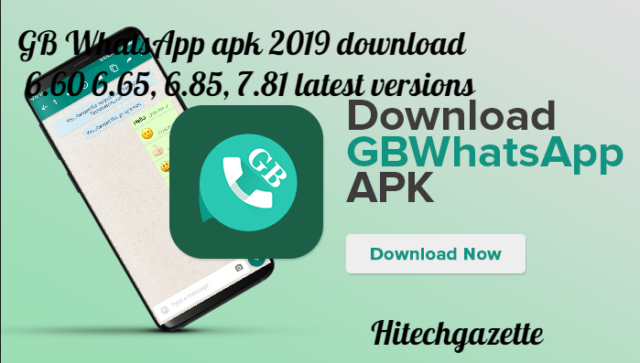 GB WhatsApp apk 2019 download latest version