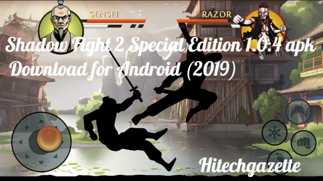 Shadow Fight 2 Special Edition 1.0.4 apk Download for Android (2019)