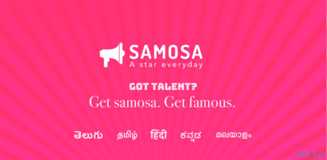 Download Samosa App Apk Latest version