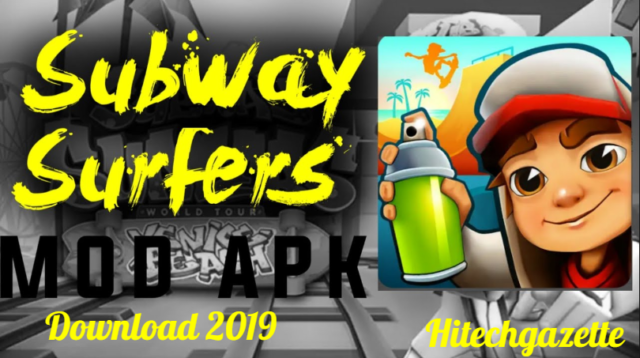 Download Subway Surfers Mod apk V1.97.0 (Unlimited everything)