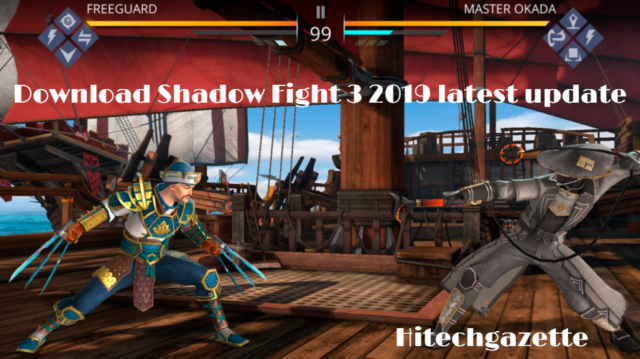 Shadow Fight 3 mod apk Latest version: Cool features