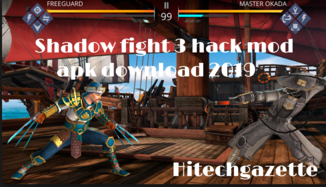 Shadow Fight 3 Hack Mod Apk 2019