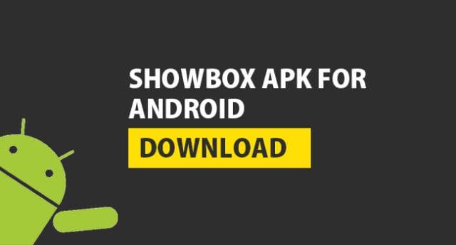 Downloading Showbox Apk 2019