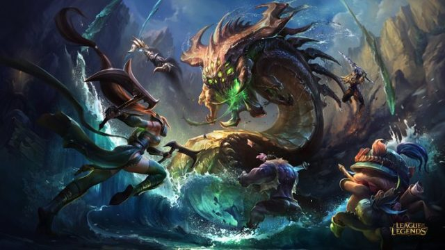 Top 10 Coolest League of Legends Wallpapers of 2019 3