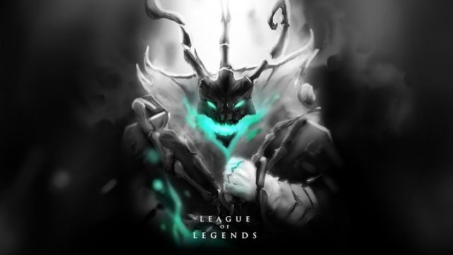 Top 10 Coolest League of Legends Wallpapers of 2019 6