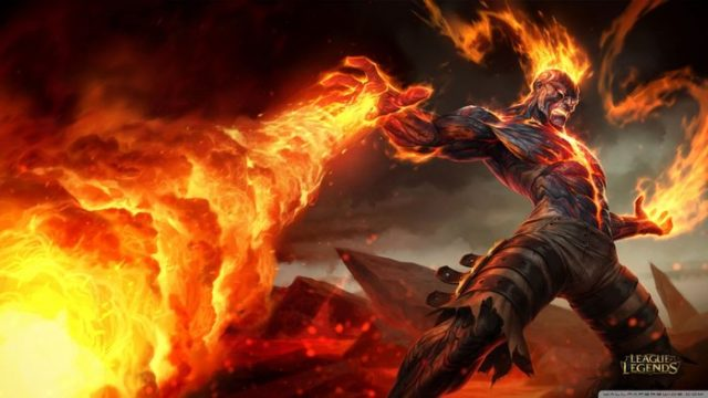 Top 10 Coolest League of Legends Wallpapers of 2019 8