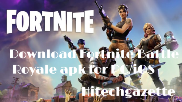 How to download Fortnite Battle Royale Apk on iOS