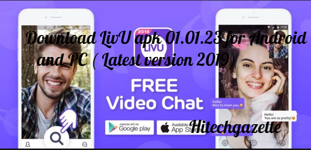 How to download LivU apk on PC