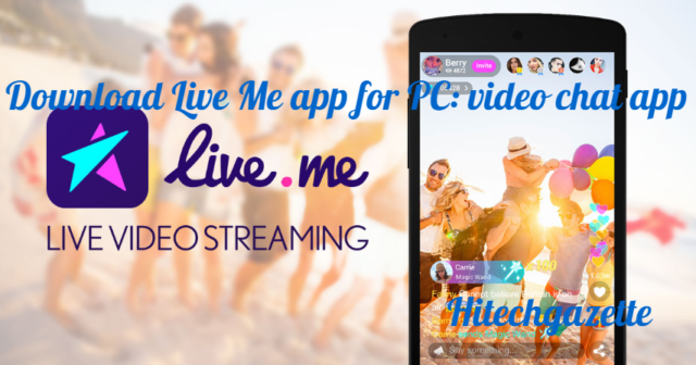 Live ME app: Video chats, find new friends and make money