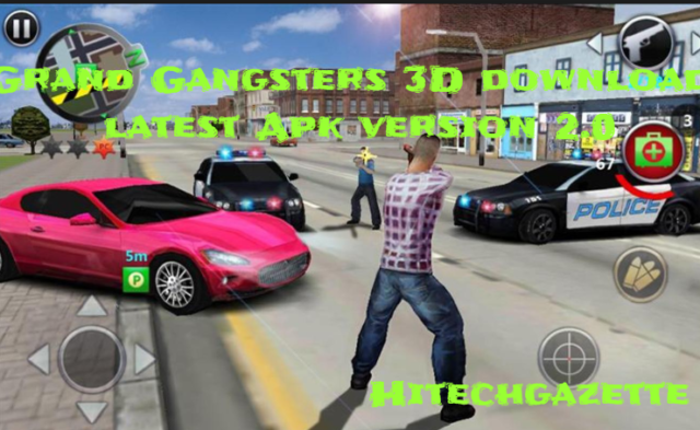 Grand Gangsters 3D Download latest Apk Version 2.0 for Android
