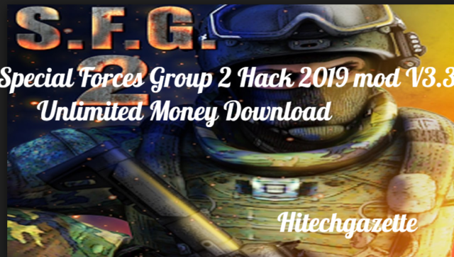 How to download and install Special Force Group 2 Hack Apk on Android device