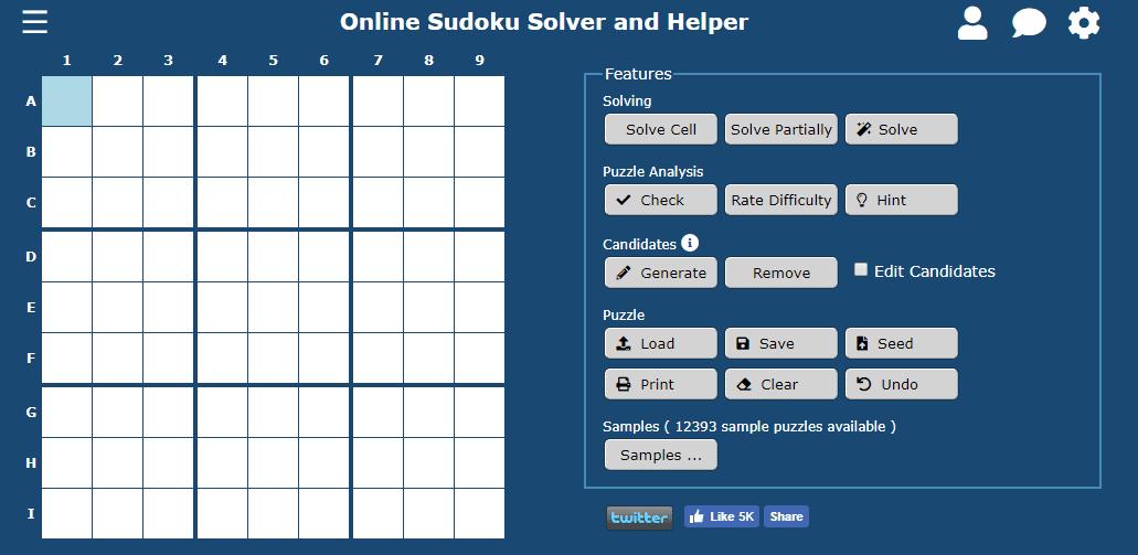 How to solve Sudoku? 10 sudoku techniques