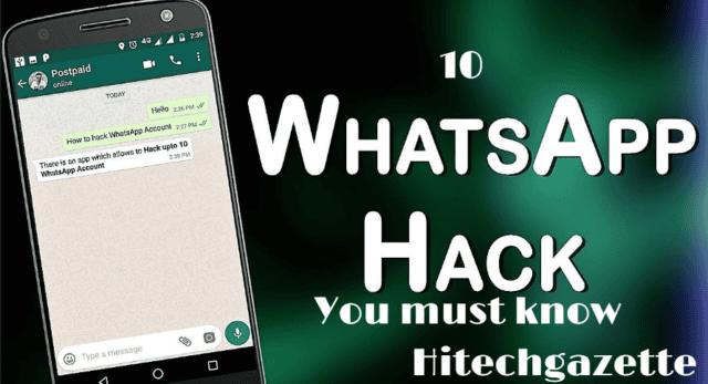 10 Whatsapp tricks