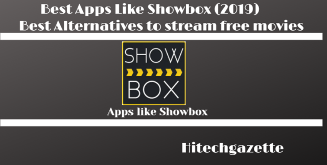 Best apps like Showbox: Watch the newest stuff for free