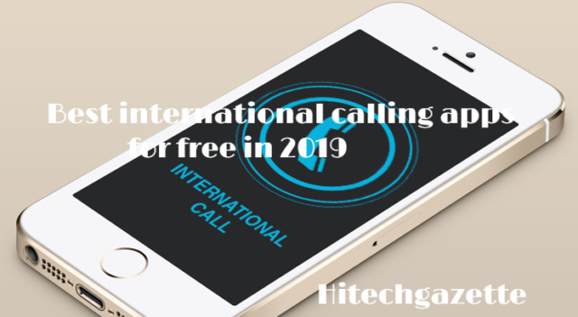 best app to make International calls