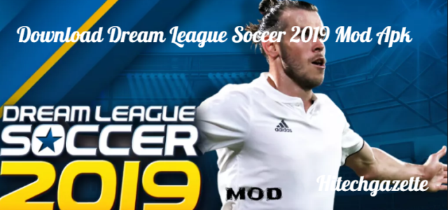download and install the Dream League Soccer mod apk 2019
