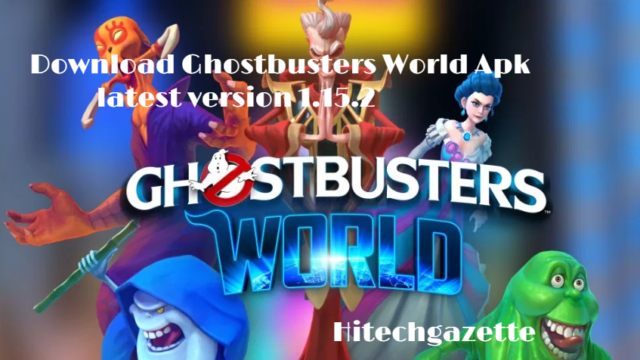 download and install the Ghostbusters World Mod Version on Android
