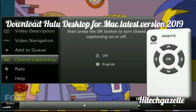 Hulu Desktop: Watch movies, shows on your MAC