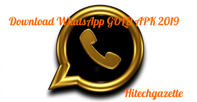 Download WhatsApp GOLD 6.8 APK