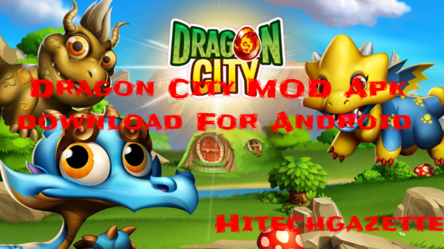 download and install Dragon City Mod Apk on Android