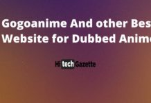 Website for Dubbed Anime, Gogoanime, What is Gogoanime?, Is gogoanime legal