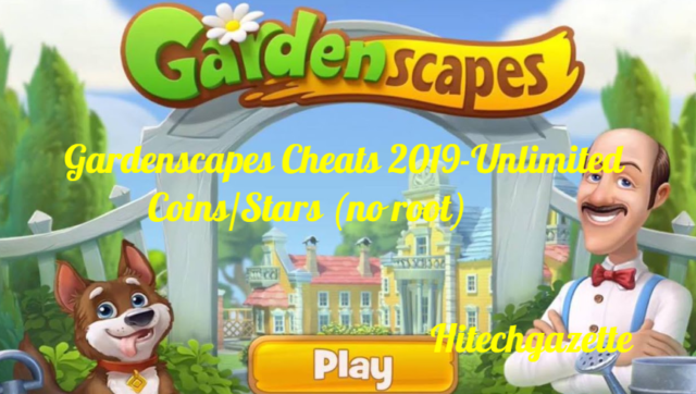 Gardenscapes Cheats: How to Earn Unlimited Coins/Stars
