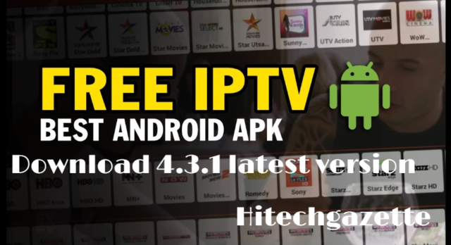 How to download IPTV apk on Android