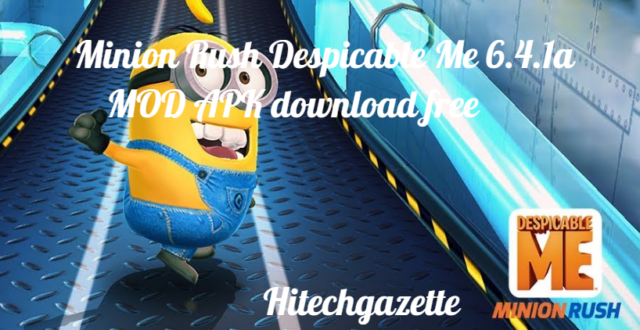 How to download and install Minion Rush apk on Android devices