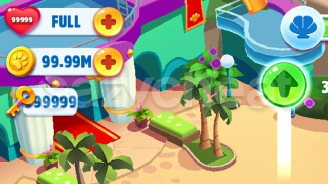 download and install the Talking Tom Pool mod apk on Android