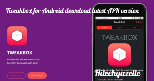 How to download Tweakbox for Android
