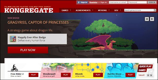 Top 5 Websites To Play Online Games 2