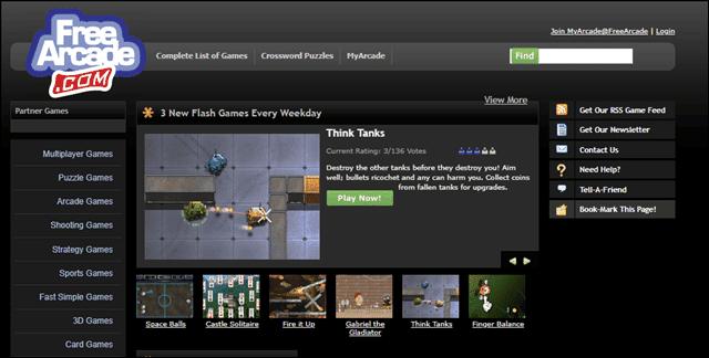 Top 5 Websites To Play Online Games 5