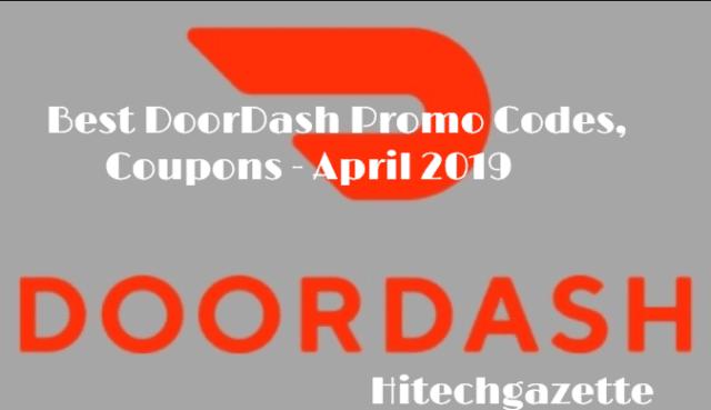 doordash promo code september 2018