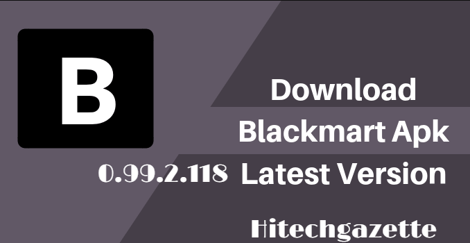 Blackmart Apk: The Best substitute for Google Play Store