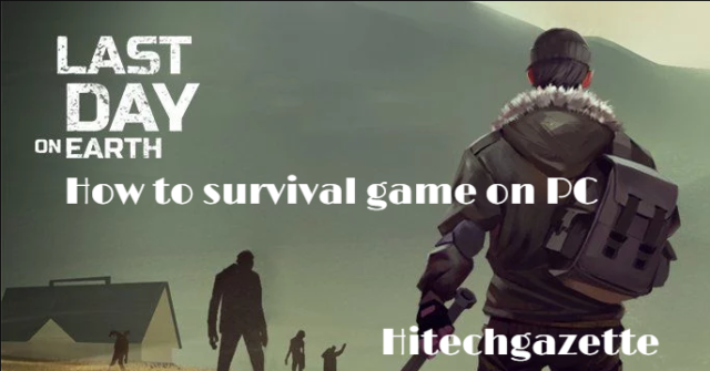 hack last Day On Earth Survival On PC: Cool features