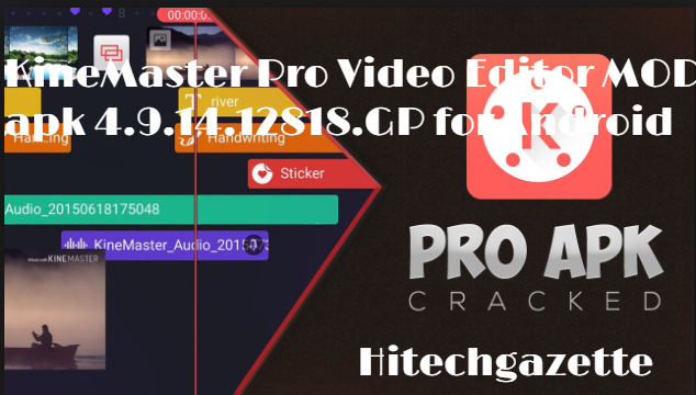 KineMaster Pro Video Editor Latest Version Download For Android