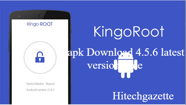 download and install Kingo Root Apk on Android smartphone