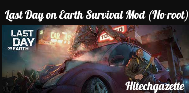 Last Day On Earth Survival: Make shelter and escape from zombie attacks