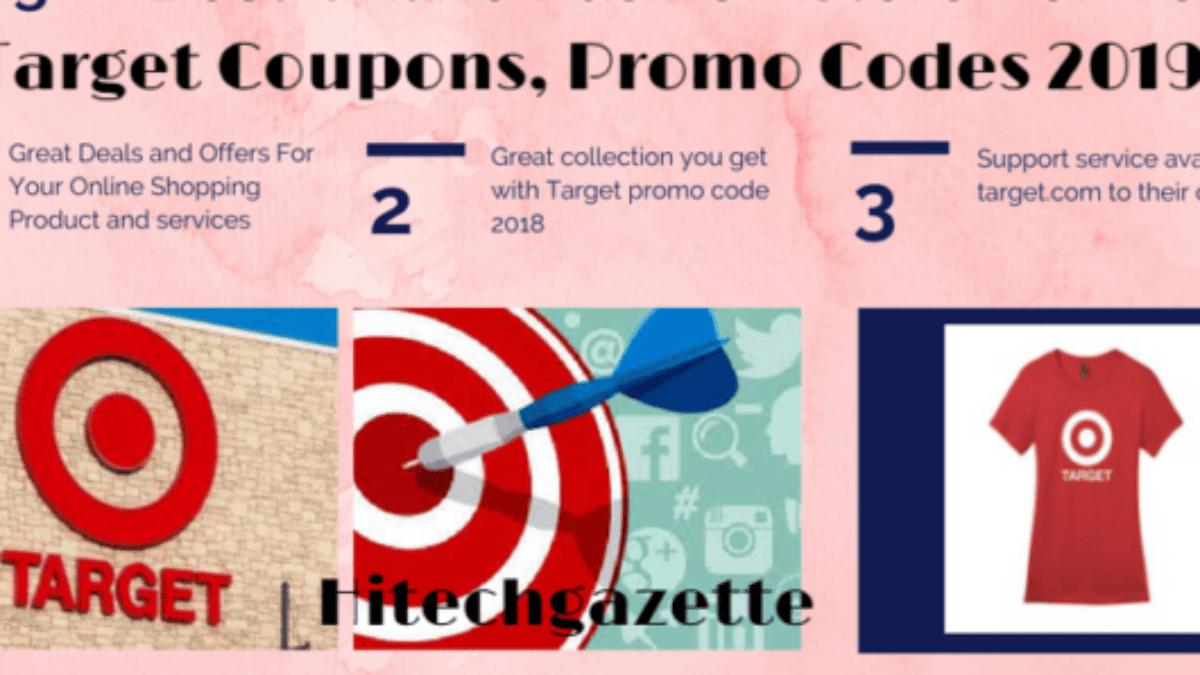 Target Coupons Promo Codes Deals 2019 Hi Tech Gazette